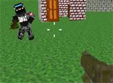 Игра Боевая пиксельная арена3Д: Ярость