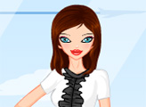 Игра Модная офисная леди