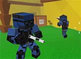 Игра Спецназ Майнкрафт 3