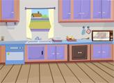 Игра Побег со стильной кухни