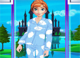 Игра Пижамная вечеринка девочек
