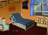 Игра Побег из Клиники Асклепиос Бармбек
