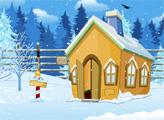 Игра Побег с северного гостевого домика