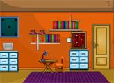 Игра Побег из красочной гостинной