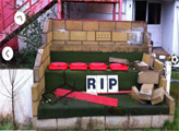 Игра Побег с футбольного стадиона Скарборо