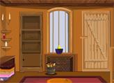 Игра Красивый деревянный дом