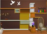 Игра Дом с птичками