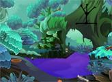 Игра Побег из опасного магического леса