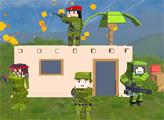 Игра Военная зона: Война наемников