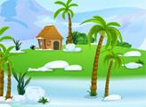 Игра Побег с замёрзжего острова