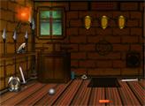 Игра Побег из комнаты воина