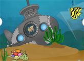 Игра Спаси захваченных рыб
