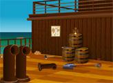 Игра Побег пирата