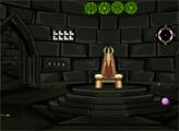 Игра Побег из подземного тронного зала