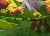 Игра Побег из племенного леса