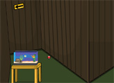 Игра Побег из лабиринта парка развлечений