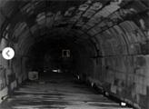 Игра Побег из туннеля синий призрак