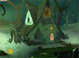 Игра Побег из леса Дракулы