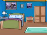 Игра Побег с праздничной комнаты