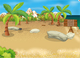 Игра Побег с красивого острова