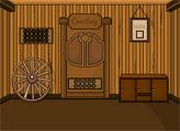 Игра Побег из комнаты ковбоя
