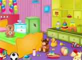 Игра Побег с комнаты милых детей