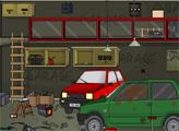 Игра Побег из возмутительного гаража