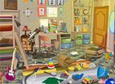 Игра Побег из комнаты милых детей
