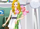 Игра Цветочный магазинчик