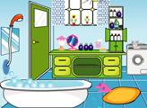 Игра Планировка расположения объектов в ванной