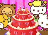 Игра Хелло Китти: Праздничный торт