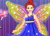Игра Принцесса Барби  - фея