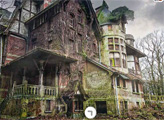 Игра Побег из руин замка в Нью-Йорке