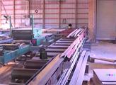 Игра Побег с фабрики по обработке дерева