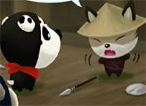 Игра Собаки ниндзя 2
