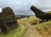 Игра Побег с острова Пасхи