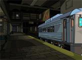 Игра Побег из заброшенной трамвайной станции