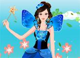 Игра Модная королева-фея