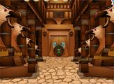 Игра Побег из комнаты египетского сфинкса