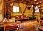 Игра Побег из деревянного дома министра