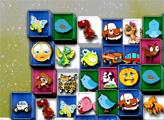 Игра Детский Маджонг