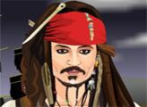 Игра Пират наряжается