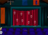 Игра Побег из жуткого театра