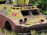 Игра Побег со свалки танков