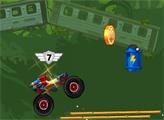 Игра Монстры на колесах 2