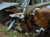 Игра Побег со свалки заброшенных бельгийских автомобилей