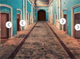 Игра Побег из заросшего дворца