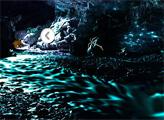 Игра Побег из пещеры червя
