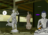Игра Побег из дворца статуй