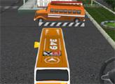 Игра Автобусная парковка 2